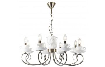 Подвесная люстра Arte Lamp Teapot A6380LM-8AB