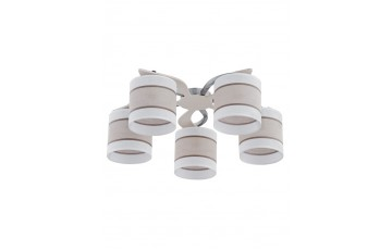 333 Люстра потолочная TK Lighting Cattleya White  5