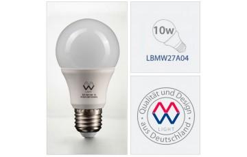Лампочка светодиодная LBMW27A04 Е27 10Вт