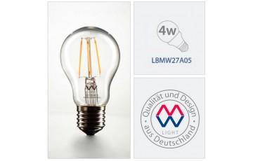 Лампочка светодиодная LBMW27A05 Е27 4Вт