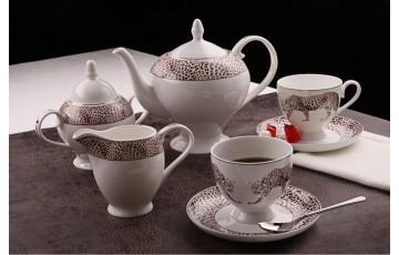 Чайный сервиз Сафари 122 из 15 предметов