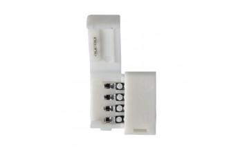 LED 3A Коннектор для RGB светодиодной ленты жесткий (10 шт)