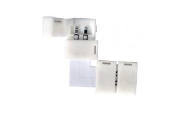 LED 1L коннектор для 3528 одноцветной светодиодной ленты L (10 шт) коннектор