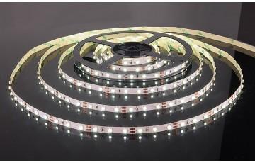 5м Светодиодная лента 3528/60 LED 4.8W IP20 белый свет a027842