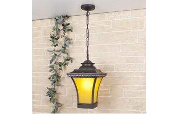 Уличный подвесной светильник Libra H венге