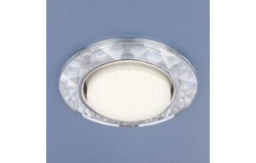 1061 GX53 CL Встраиваемый светильник Elektrostandard  прозрачный