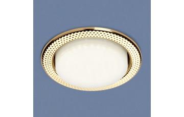 1066 GX53 GD Встраиваемый светильник Elektrostandard золото
