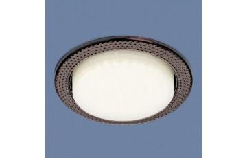 1066 GX53 SB Встраиваемый светильник Elektrostandard бронза
