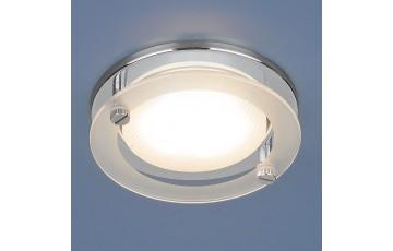 1068 GX53 CH Встраиваемый светильник Elektrostandard  хром