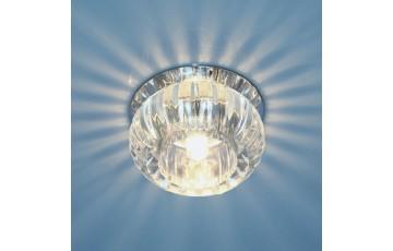 1100 G9 CL Встраиваемый светильник Elektrostandard прозрачный
