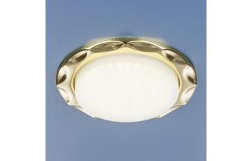 1064 GD Встраиваемый светильник Elektrostandard золото