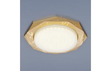 1065 GD Встраиваемый светильник Elektrostandard золото