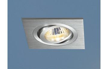 1011/1 MR16 CH Встраиваемый светильник Elektrostandard хром