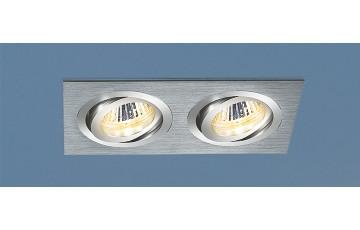 1011/2 MR16 CH Встраиваемый светильник Elektrostandard  хром