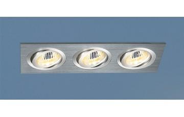 1011/3 MR16 CH Встраиваемый светильник Elektrostandard  хром