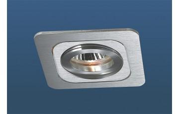 1021/1 MR16 CH Встраиваемый светильник Elektrostandard  хром