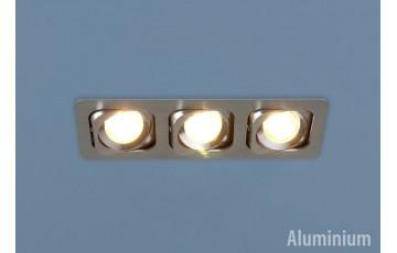 1021/3 MR16 CH Встраиваемый светильник Elektrostandard хром