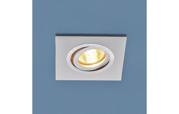 1051/1 WH Встраиваемый светильник Elektrostandard  белый
