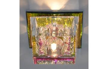 121 G9 Color Встраиваемый светильник   Elektrostandard перламутр