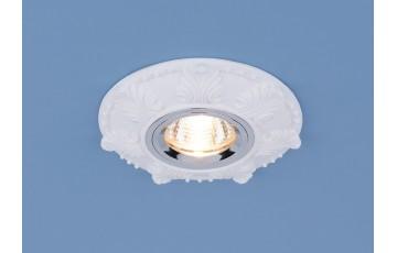 4074 MR16 WH Встраиваемый светильник Elektrostandard белый