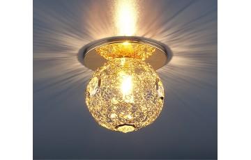1002 G9 GD Встраиваемый светильник Elektrostandard золото