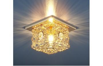 1003 G9 GD Встраиваемый светильник Elektrostandard золото