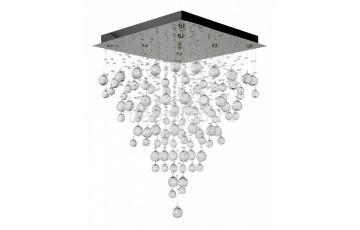 Flusso H 1.4.50.515 N Каскадная люстра хрустальная   Arti Lampadari Flusso