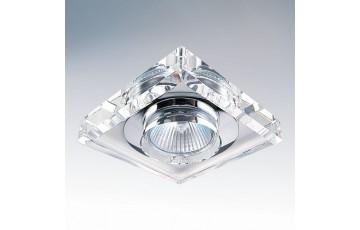 002050 Встраиваемый светильник Lightstar Solo Quad