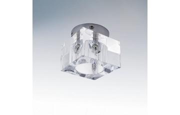 160204 Встраиваемый светильник Lightstar Cubo Cr
