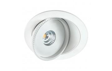 357347 Встраиваемый светодиодный светильник Novotech Gesso