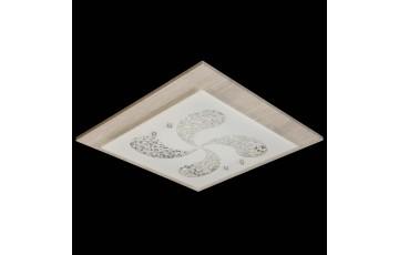 11368/3C Настенно-потолочный светильник Natali Kovaltseva ALPS WHITE OAK