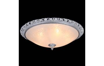 10435/5С Потолочный светильник Natali Kovaltseva Gisele WHITE SILVER
