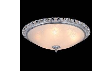 10435/5С Потолочный светильник Natali Kovaltseva Gisele WHITE SILVER GOLD