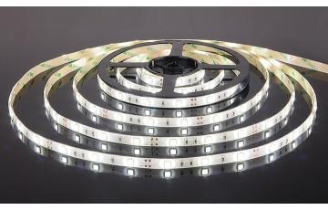 a027834 Однотонная светодиодная лента Elektrostandard 30Led 7,2W IP65 белый