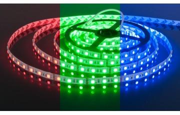 Светодиодная лента 60Led 14,4W IP20 мульти (RGB)
