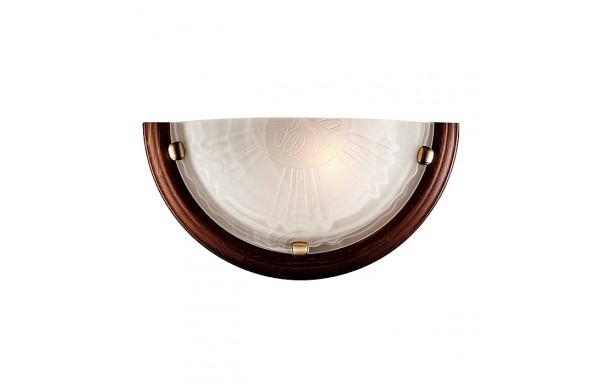036 Настенный светильник Sonex Lufe Wood