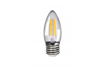 Лампа светодиодная 4667 Свеча Е27 4000К 4W VG1-C1E27cold4W-F Voltega