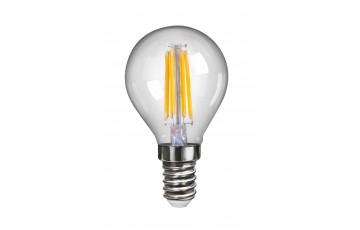 Лампа светодиодная 4676 Шар Е14 4000К 4W VG1-G1E14cold4W-F Voltega