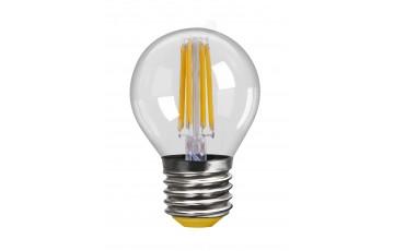 Лампа светодиодная 4680 Шар Е27 2800К 4W VG1-G1E27warm4W-F Voltega