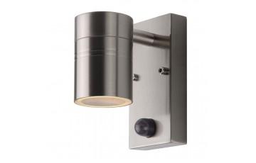 14866/05/12 Уличный настенный светильник с датчиком движения Lucide Arne
