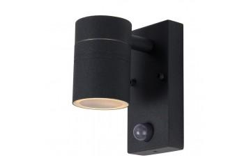 14866/05/30 Уличный настенный светильник с датчиком движения Lucide Arne