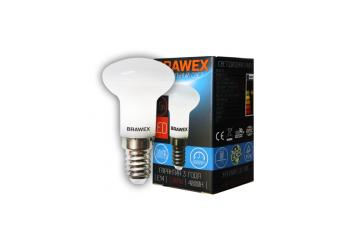 2807A-R39-3.5N Светодиодная зеркальная лампа BRAWEX 3,5Вт 4000К R39 Е14