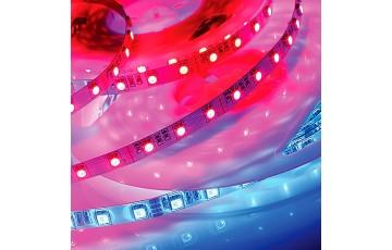 RGB Лента светодиодная, 5м IP20 14,4W/м 220V LED-STRIP Novotech 357110