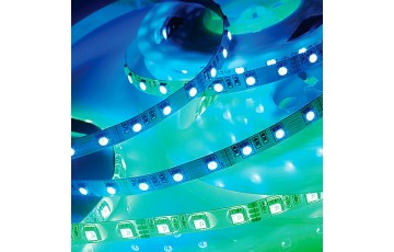 RGB Лента светодиодная, 5м IP65 14,4W/м 220V LED-STRIP Novotech 357111