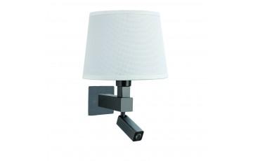 5233+5237+5171 Бра с дополнительной светодиодной лампой для чтения Mantra Bahia