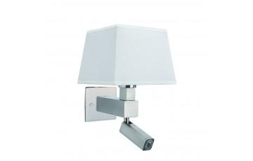 5234+5239+5170 Бра с дополнительной светодиодной лампой для чтения Mantra Bahia