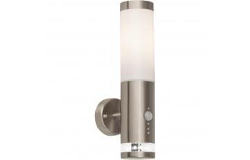 G96131/82 Уличный настенный светильник с датчиками освещения и движения Brilliant Bole