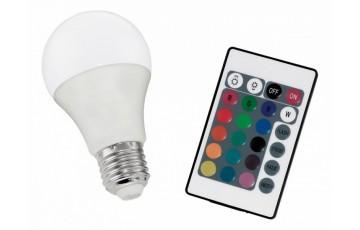 10899 RGB светодиодная лампа с ПДУ Eglo