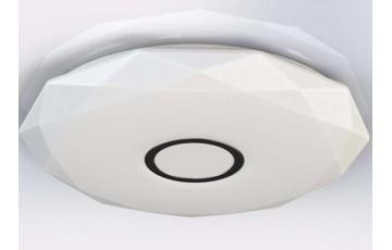 CL71340R Настенно-потолочный светодиодный светильник с пультом д/у Citilux Диамант