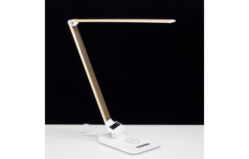 CL803012 Настольная лампа RGB+USB+Qi Citilux Ньютон